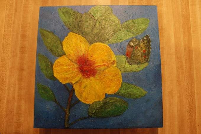 Butterfly Hibiscus 04