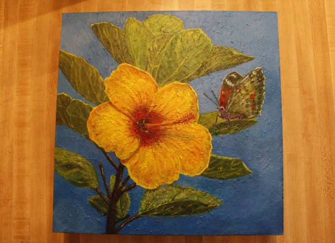 Butterfly Hibiscus 08